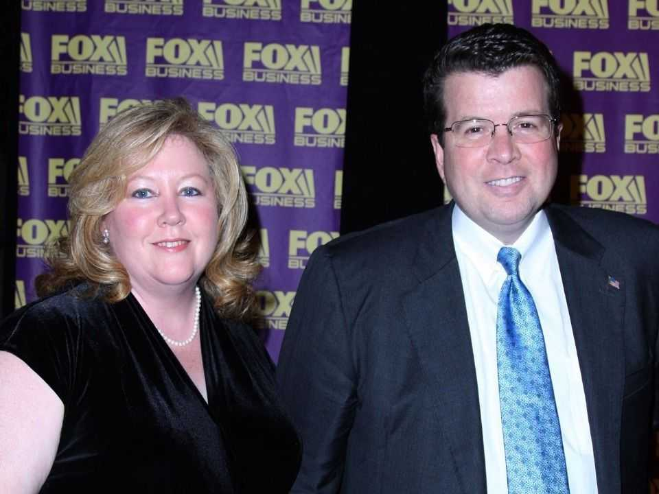 Cause Celeb: Fox's Neil Cavuto fights for MS cure |Neil Cavuto Sons