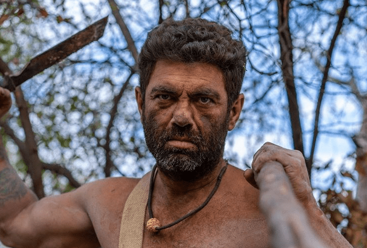 Bulent Gurcan on Naked and Afraid XL: Age, Profession