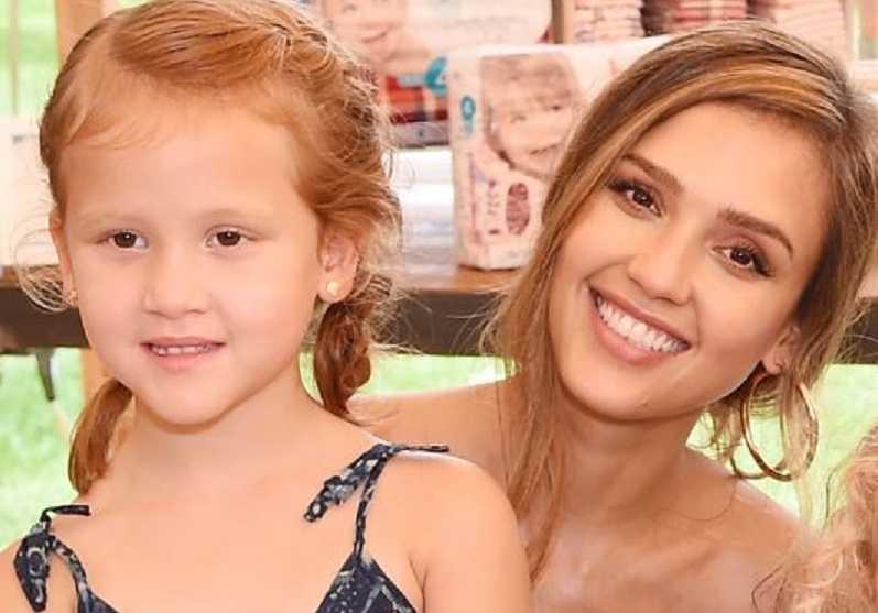 Photo of Cash Warren  & his  Daughter  Haven Garner Warren